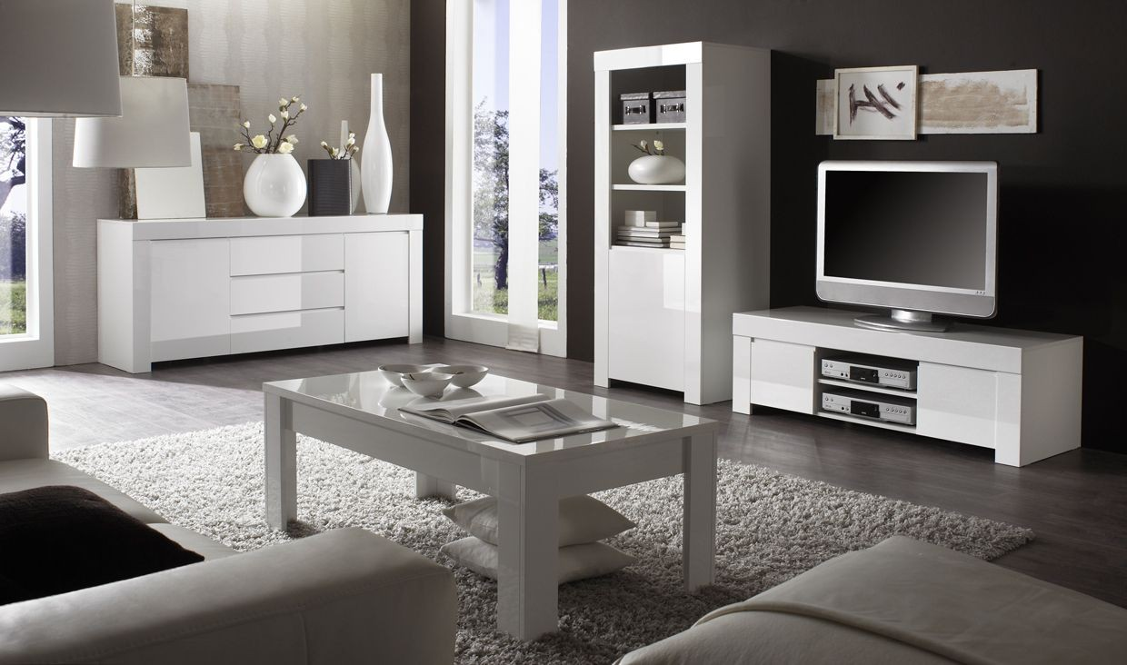 comment r ussir la d coration de son salon. Black Bedroom Furniture Sets. Home Design Ideas