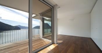 interno di camera moderna o appartamento, lusso
