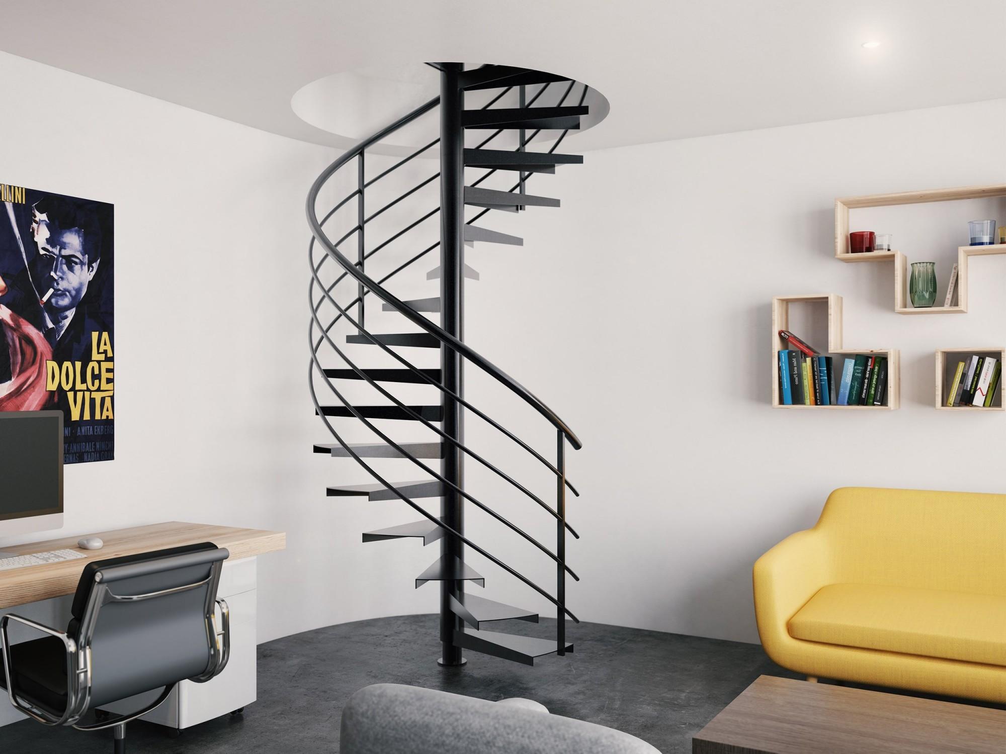 escalier en colima on gagnez de la place. Black Bedroom Furniture Sets. Home Design Ideas